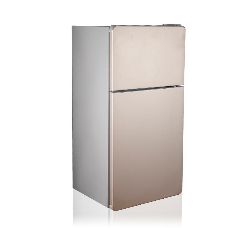 GOLD BCD-70 45L Double Door Refrigerator Big Capacity