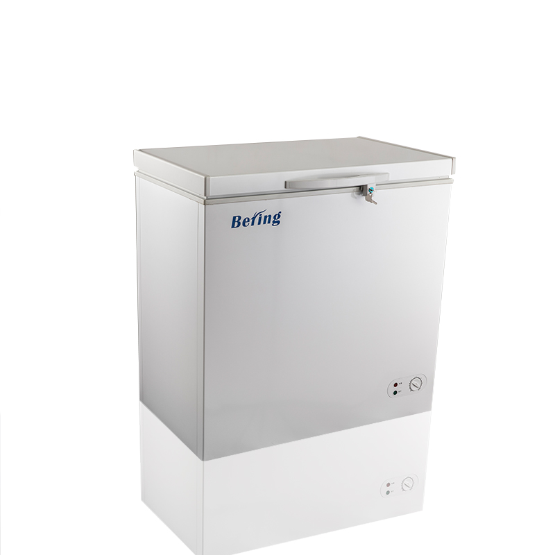 BERING BD/BC-162Q 162L Chest Freezer Top open door