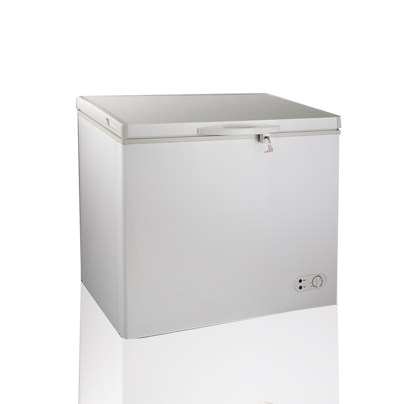 BERING BD/BC-212Q 212L Chest Freezer Top open door
