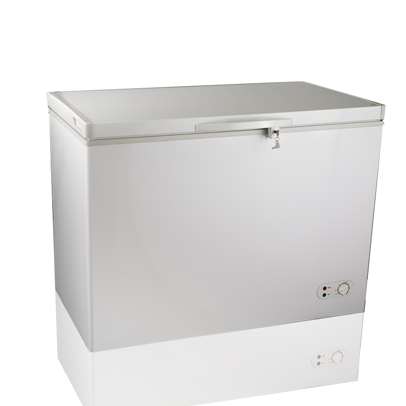 BERING BD/BC-262Q 262L Chest Freezer Top open door