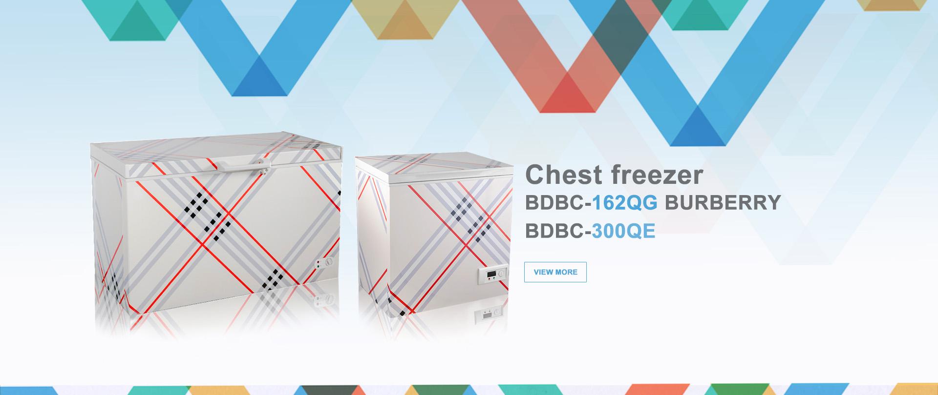 BD/BC-162QG BURBERRY freezer