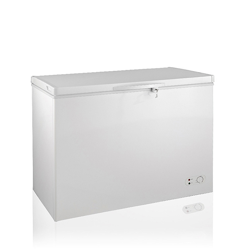 BERING BD/BC-352Q 352L Chest Freezer Top open door
