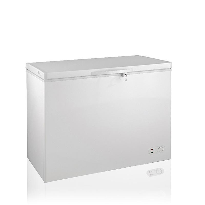 BD/BC-422Q 422L Inside Step Bottom Chest Freezer Top Open Door Big Capacity
