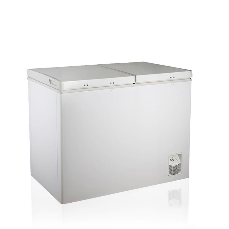 KCD-175Q 175L Top Open Door Chest Freezer Double Door